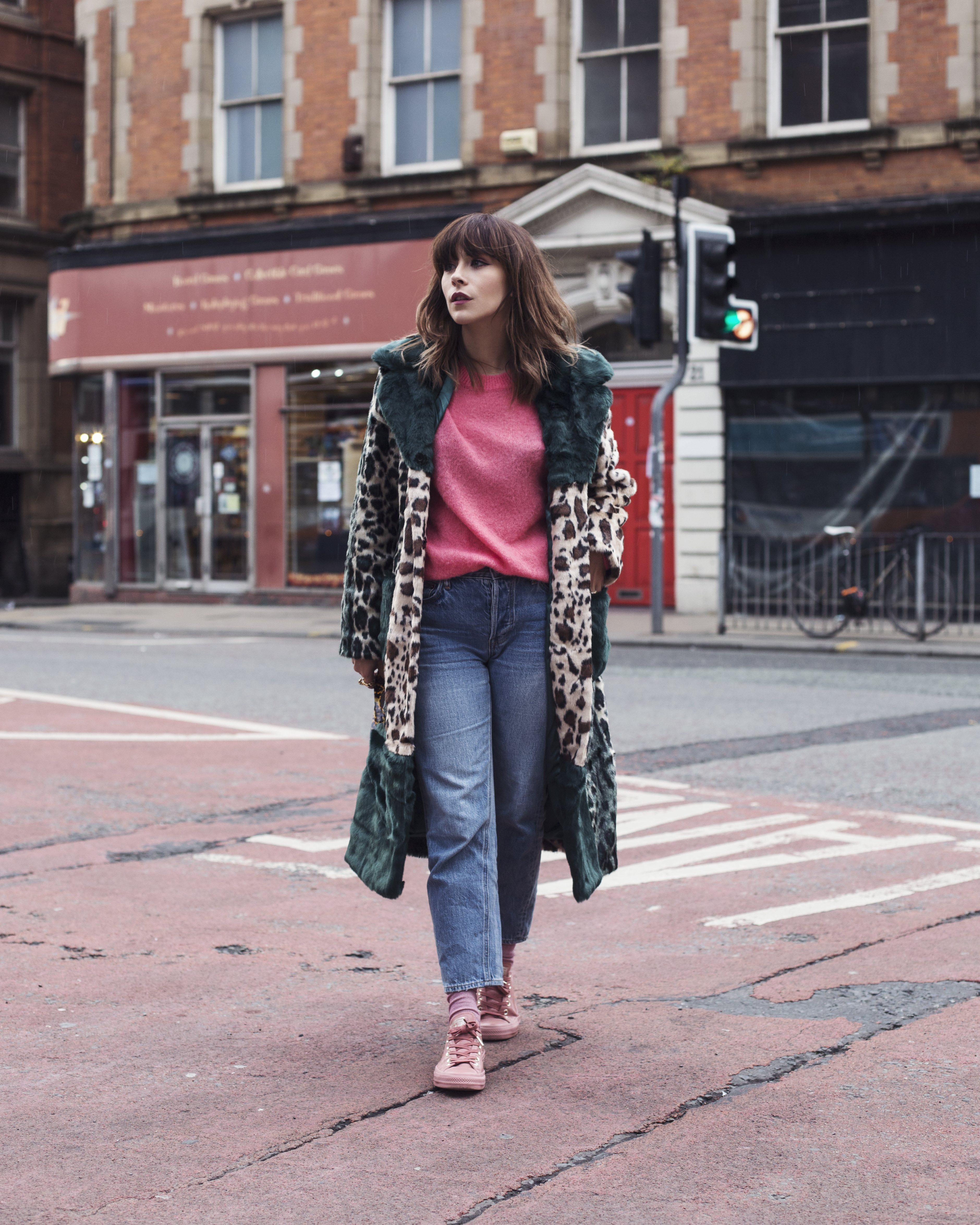 WHAT TO WEAR ON A CASUAL WEEKEND IN WINTER