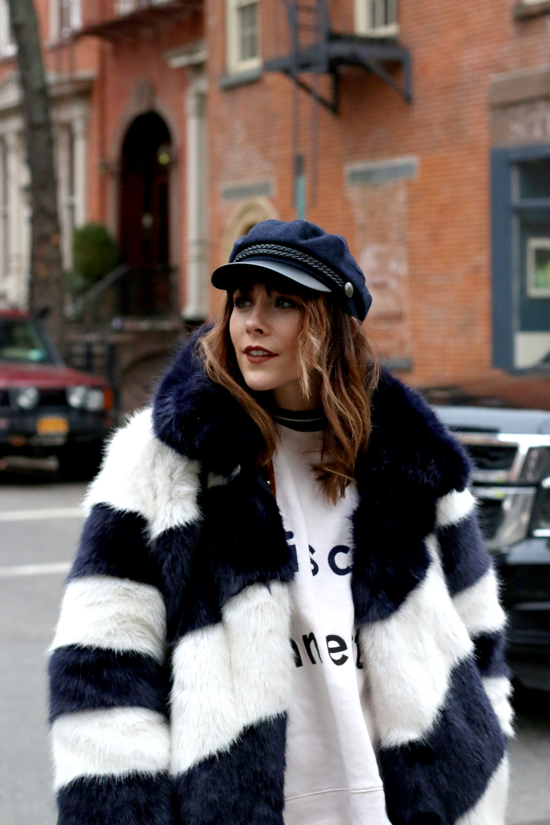 MEGAN ELLABY IN NEW YORK