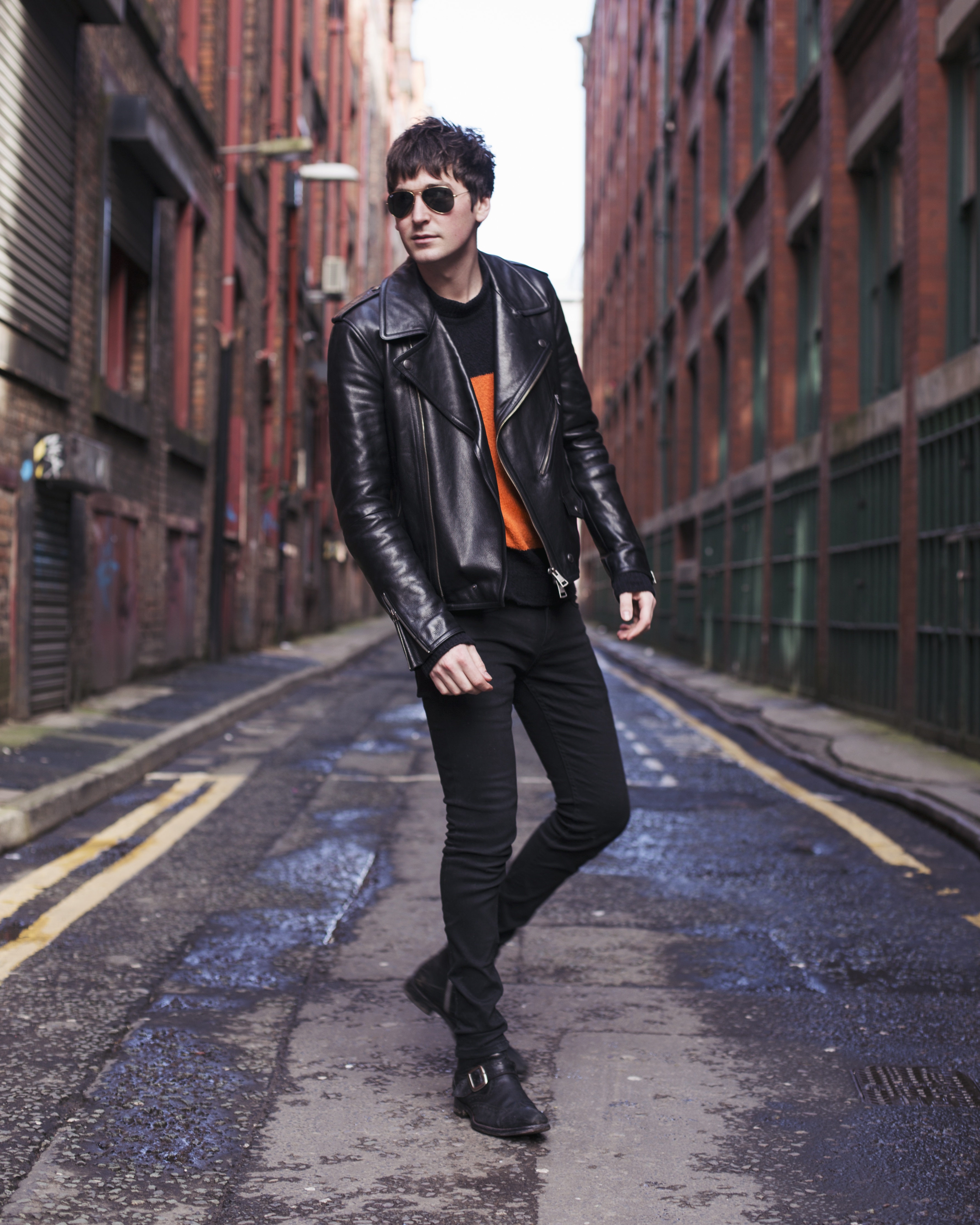 GEORGE CRAIG SUNGLASSES SHOP FOR RAYBAN AMBASSADOR FOR SS17