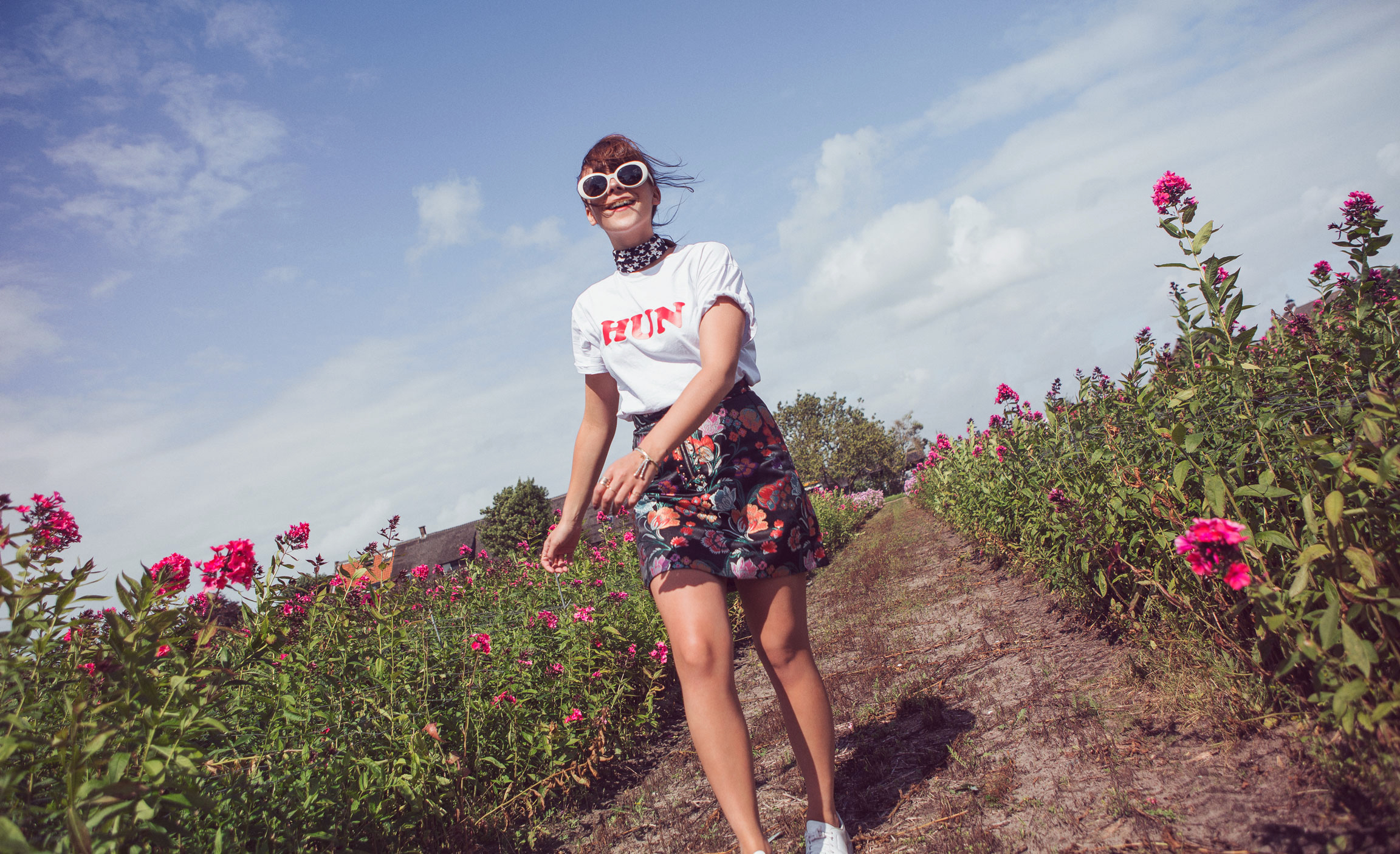 MEGAN ELLABY HOW TO WEAR TRAINERS