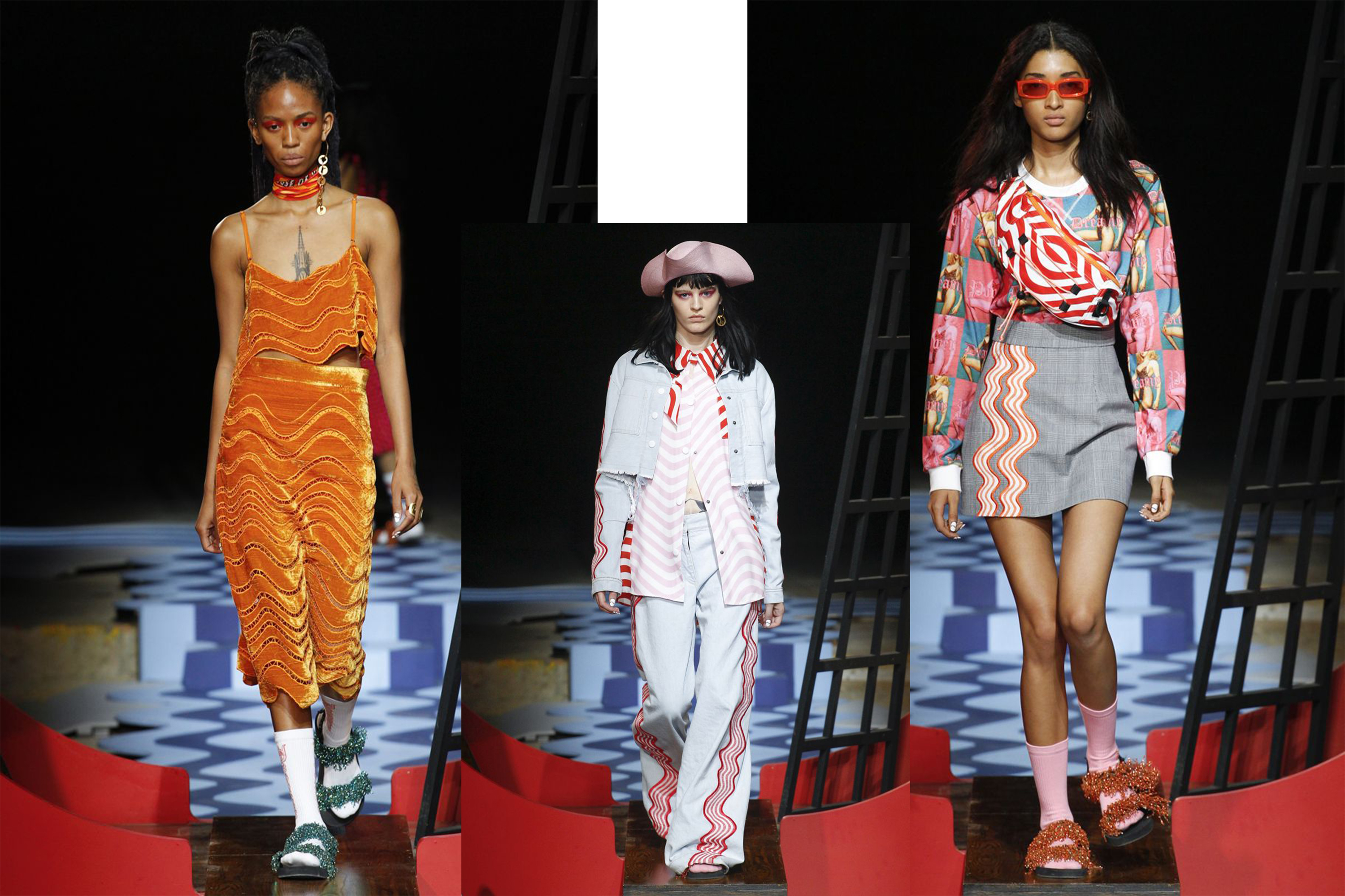 MEGAN ELLABY REVIEWS THE HOUSE OF HOLLAND SS18 ORIGINAL PIRATE MATERIAL AT LFW