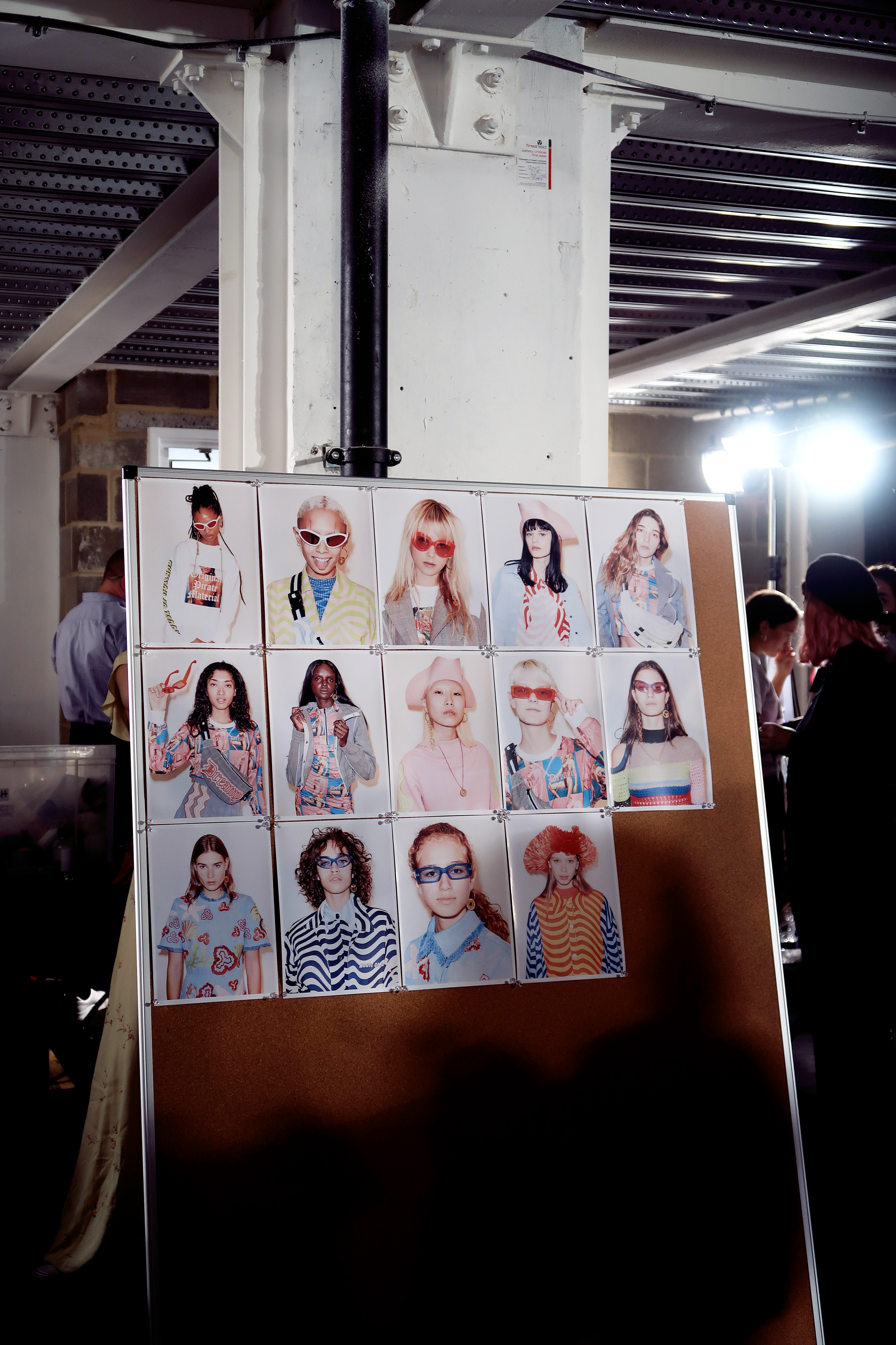 MEGAN ELLABY HOUSE OF HOLLAND SS18 MOOD BOARDS