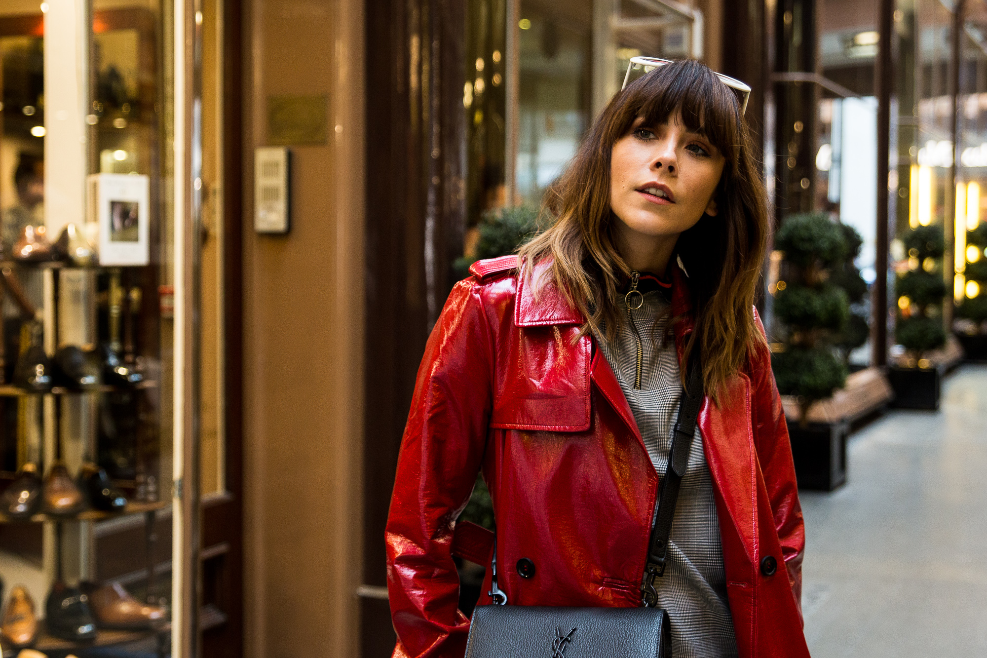HOW TO STYLE RED FOR AUTUMN WINTER