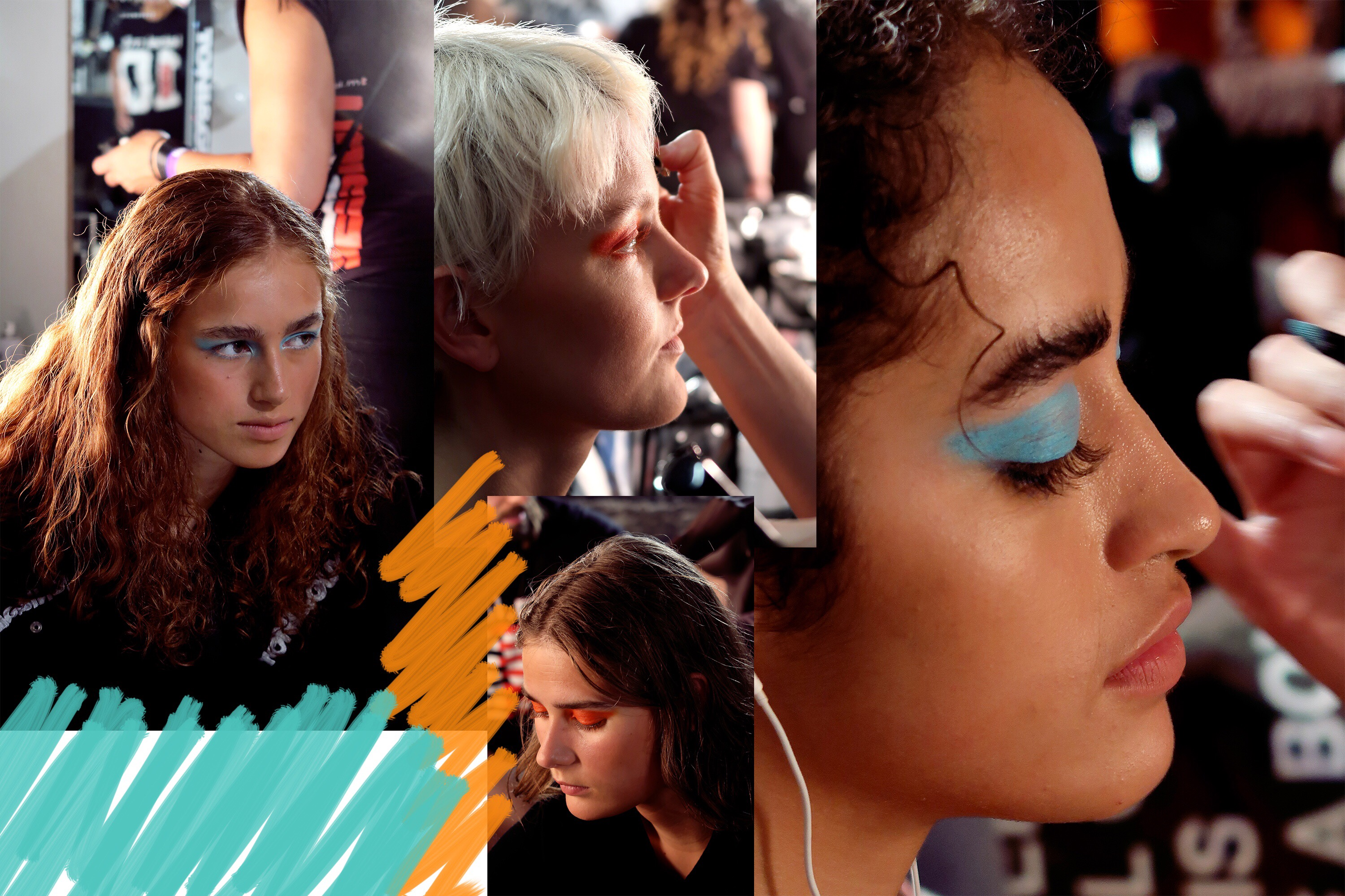 MEGAN ELLABY BEAUTY REVIEW AT LFW SS18 WITH THE BODY SHOP AT HOUSE OF HOLLAND