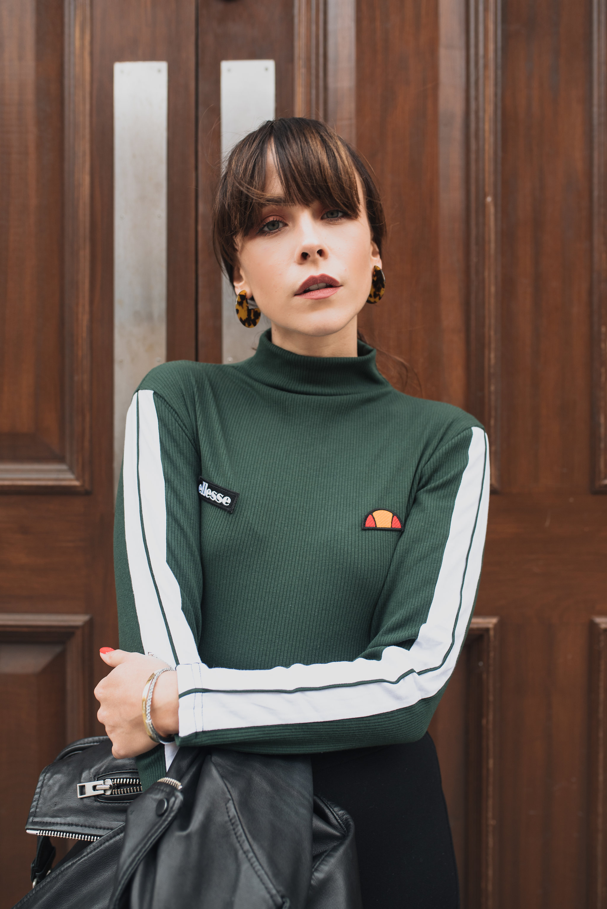 MEGAN ELLABY HOW TO WEAR SPORTSWEAR AS EVENINGWEAR
