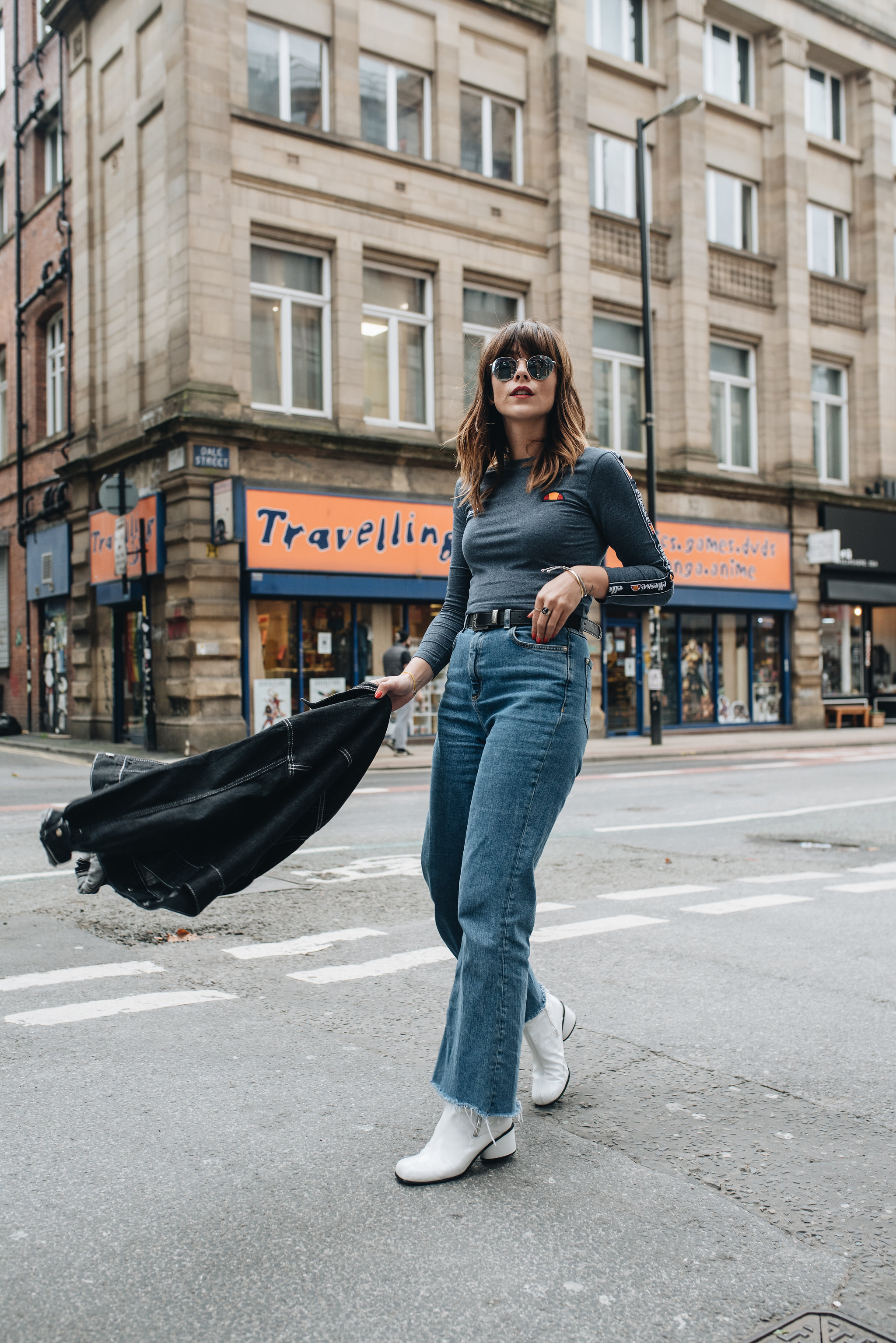 MEGAN ELLABY HOW TO WEAR FLARES