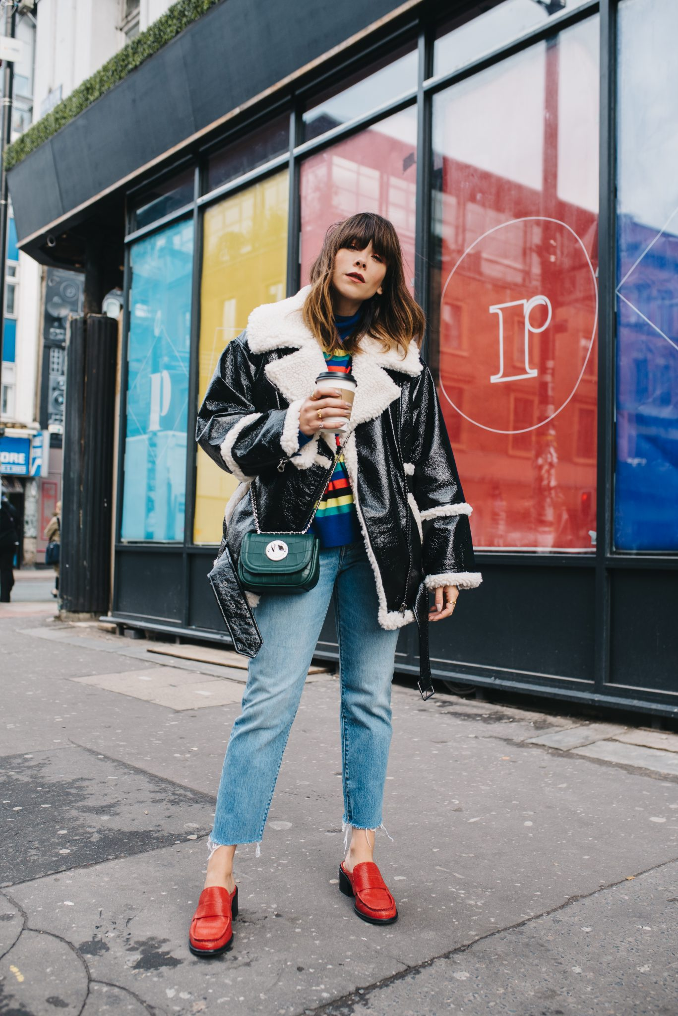 HOW TO WEAR THE AVIATOR COAT TREND