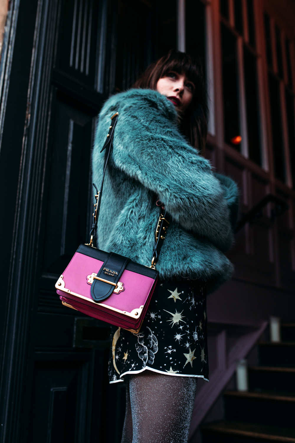 HOW TO STYLE THE PRADA CAHIER BAG