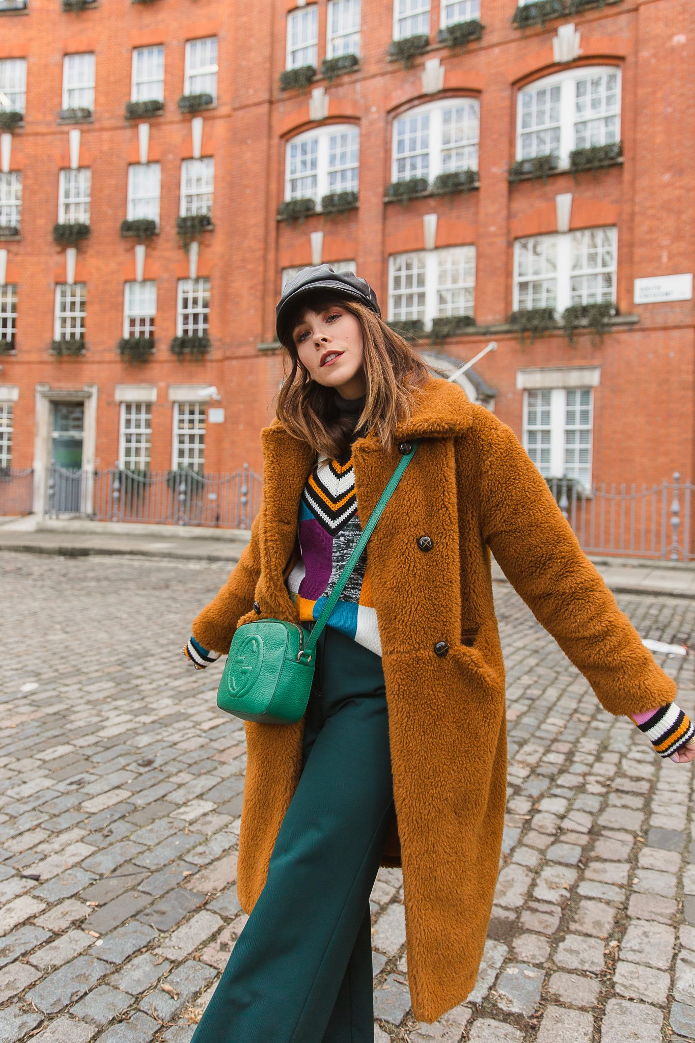 MEGAN ELLABY HOW TO TAKE YOUR WINTER CLOTHES INTO SPRING