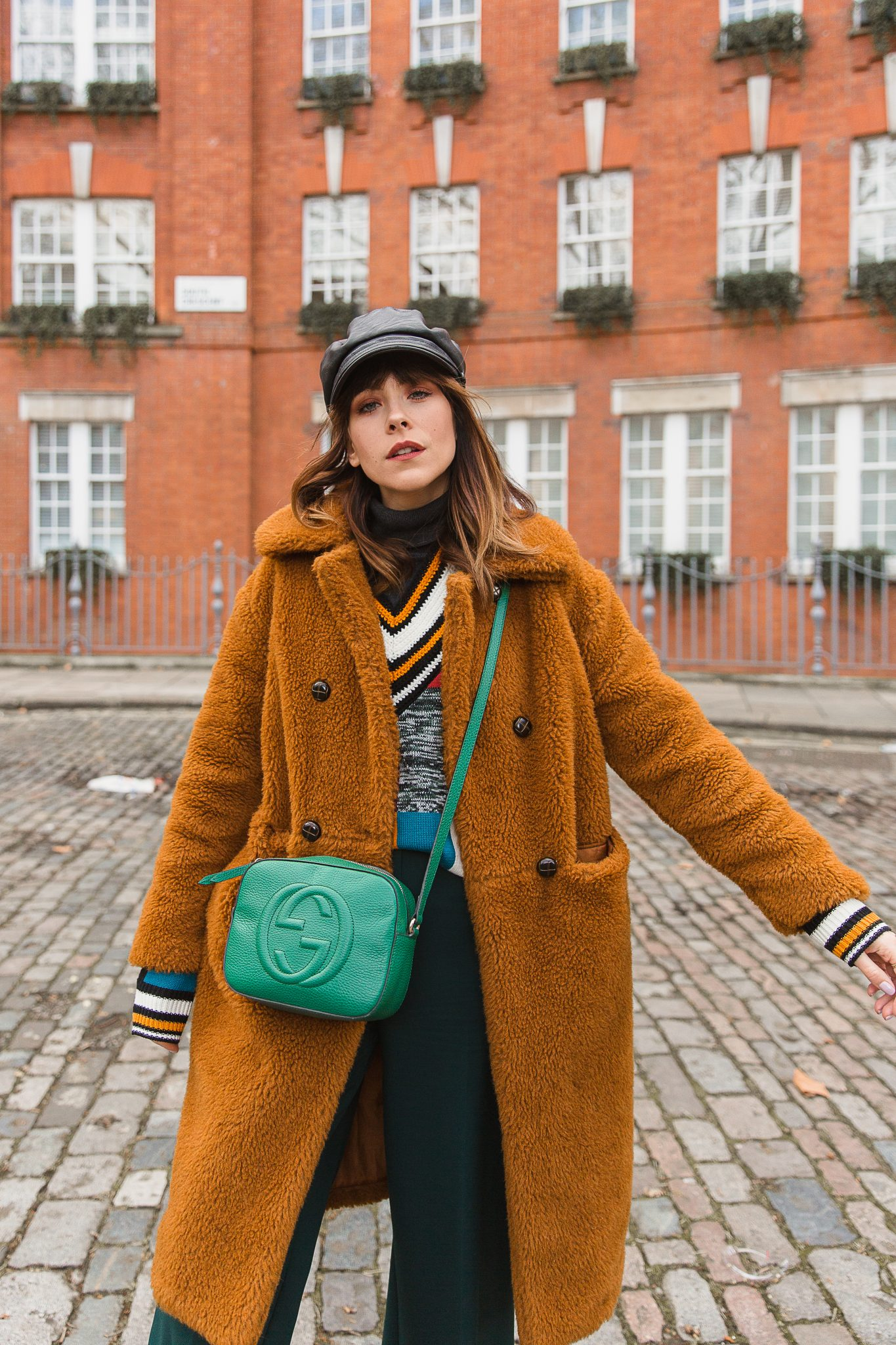 MEGAN ELLABY HOW TO STYLE GUCCI SOHO DISCO BAG