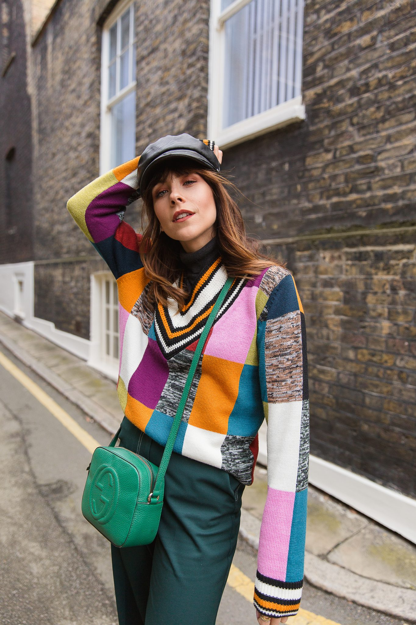 MEGAN ELLABY HOW TO STYLE A BAKER BOY CAP