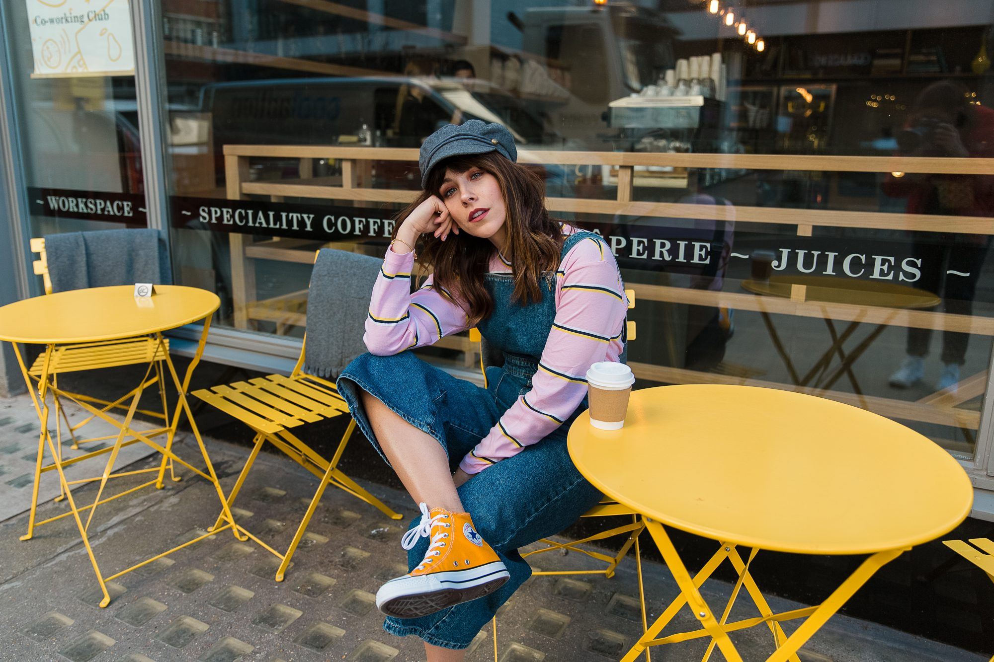 MEGAN ELLABY HOW TO INJECT COLOUR INTO YOUR WARDROBE FOR TRANSITIONAL STYLE