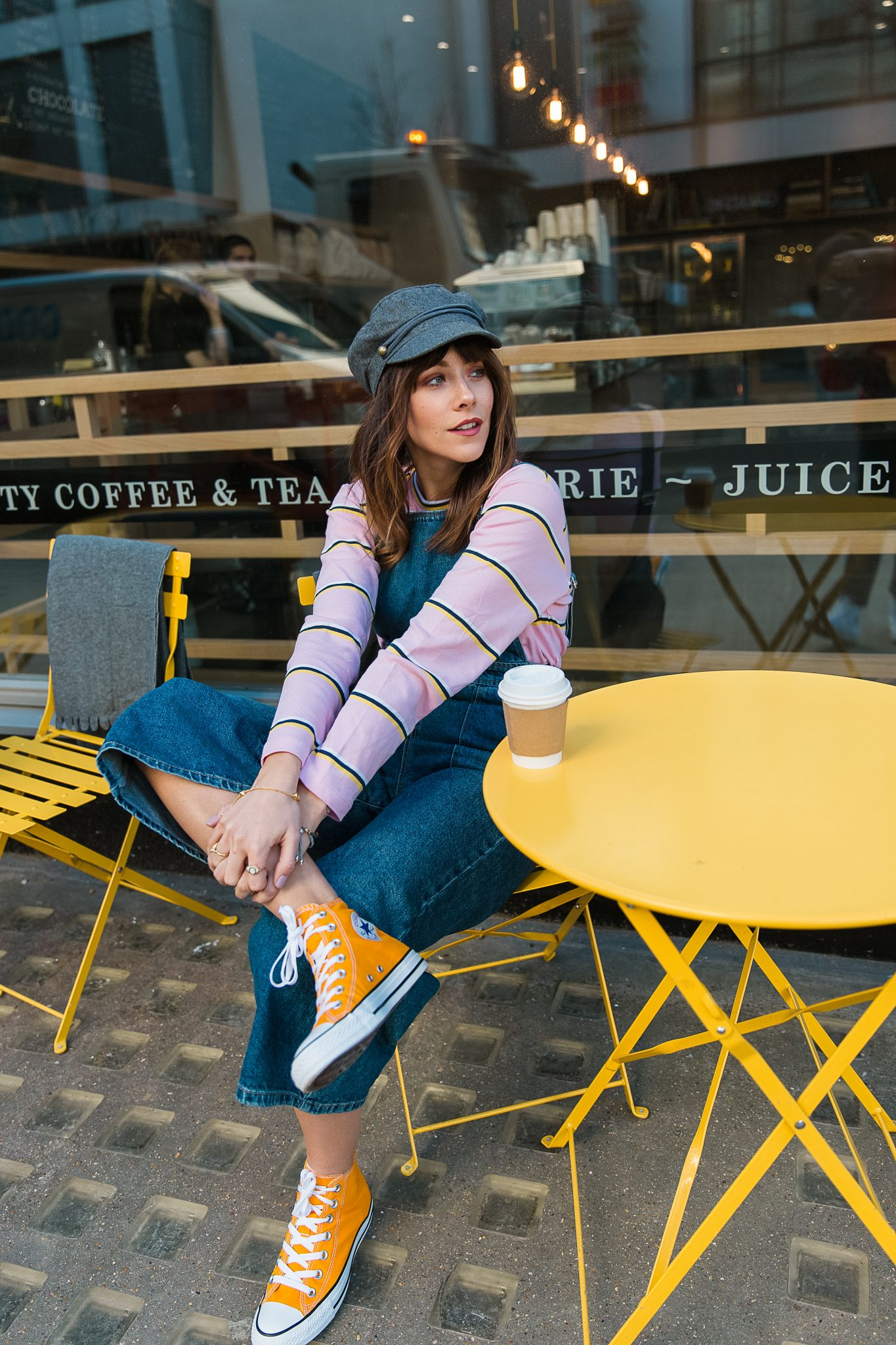 MEGAN ELLABY HOW TO WEAR PINK