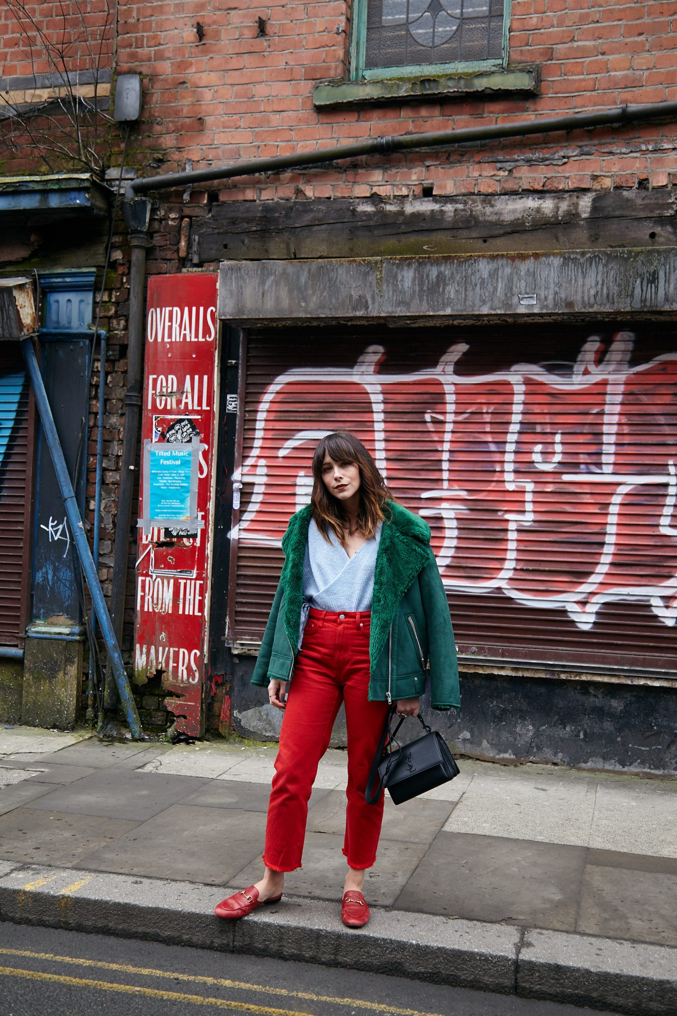 HOW TO WEAR KICK FLARES