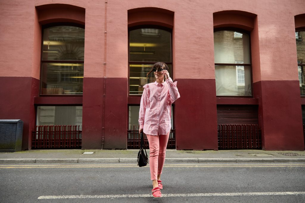 HEAD TO TOE PINK & OTHER THINGS THAT ARE MAKING LIFE BETTER RN