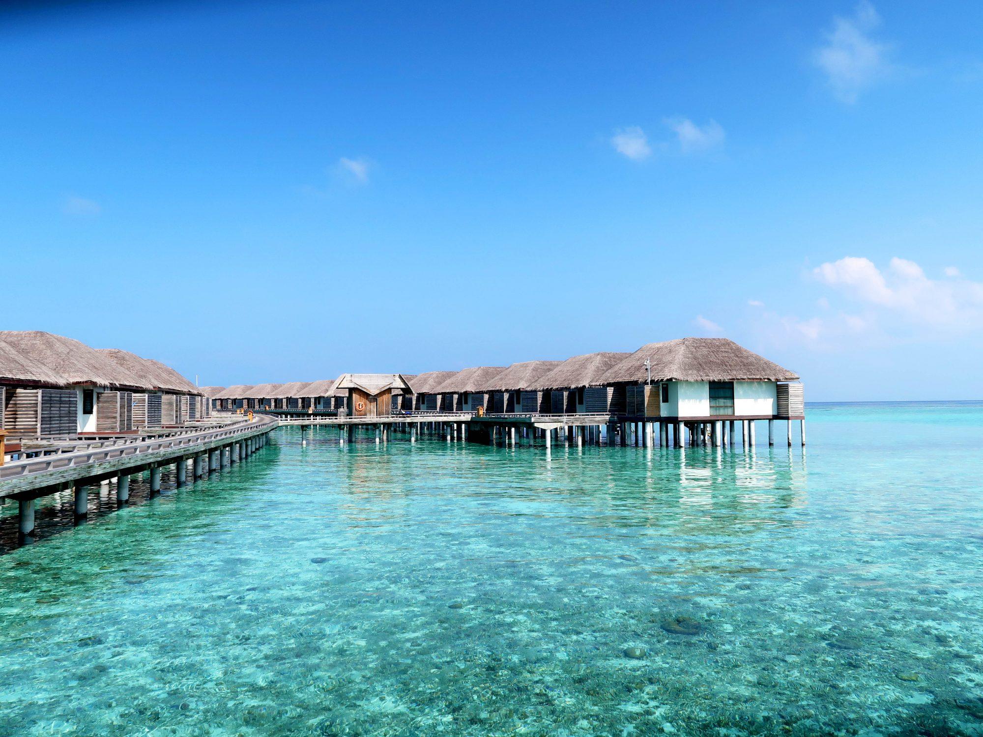 OUR MALDIVES ADVENTURE PART 3 | VELASSARU & WHAT I WORE