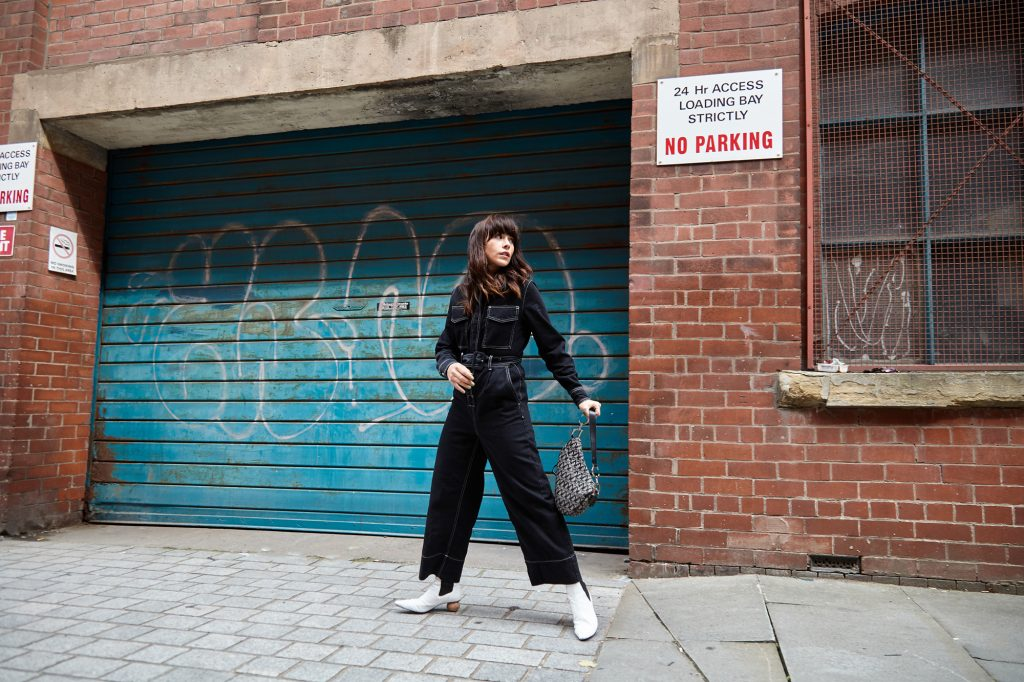 MY AW18 UNIFORM & A NOTE ABOUT MY FASHION FOOTPRINT