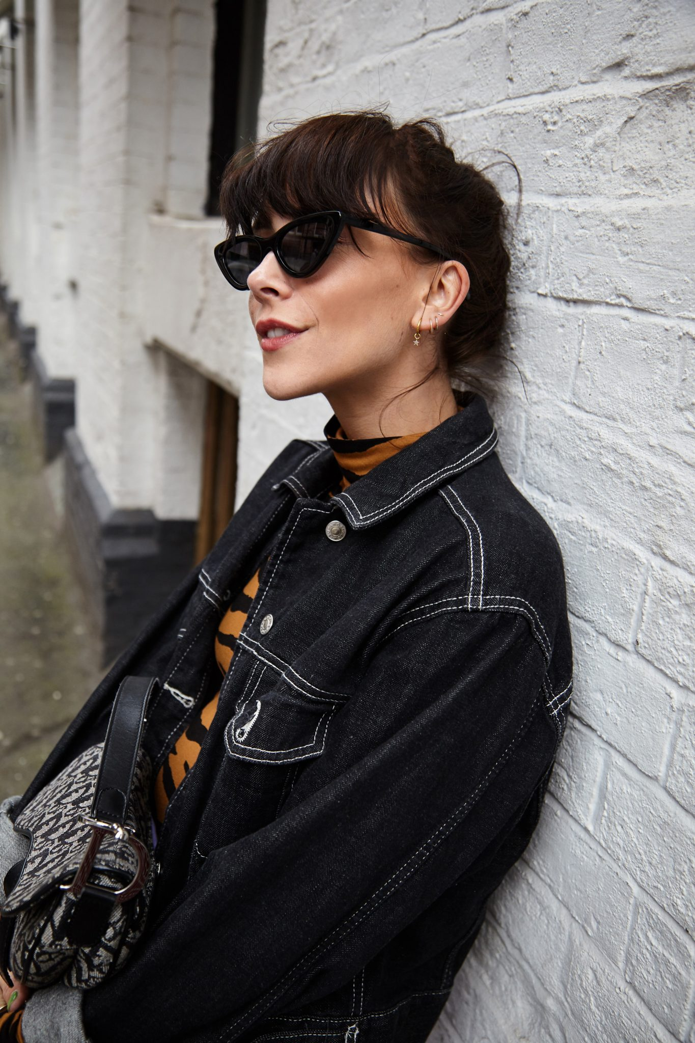 HOW TO STYLE CAT EYE SUNGLASSES