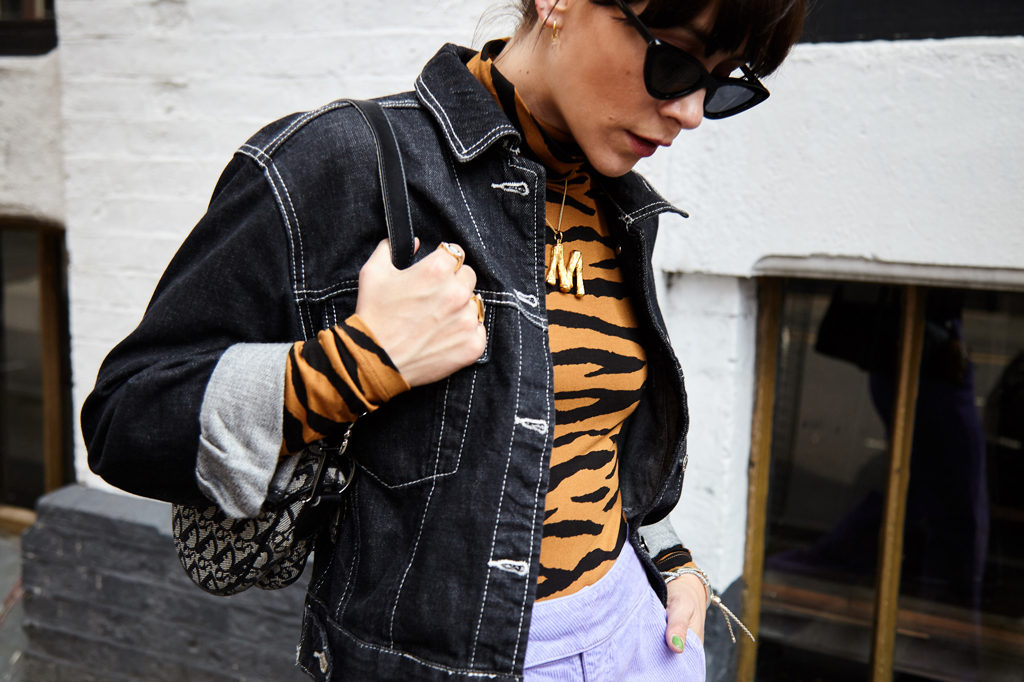 HOW TO WEAR ANIMAL PRINT THIS SEASON