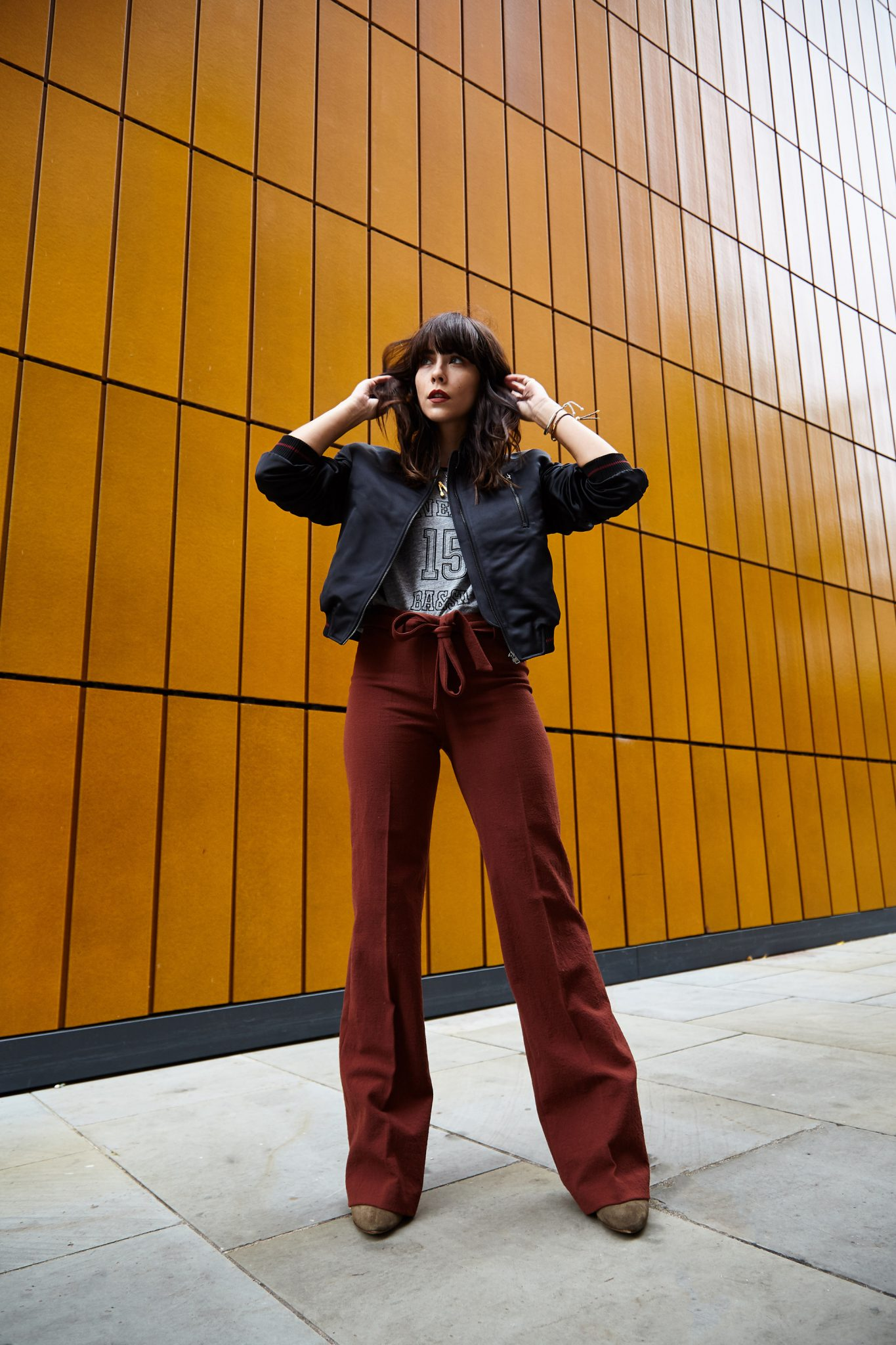 HOW TO DRESS DOWN YOUR WORK TROUSERS FOR DAYWEAR