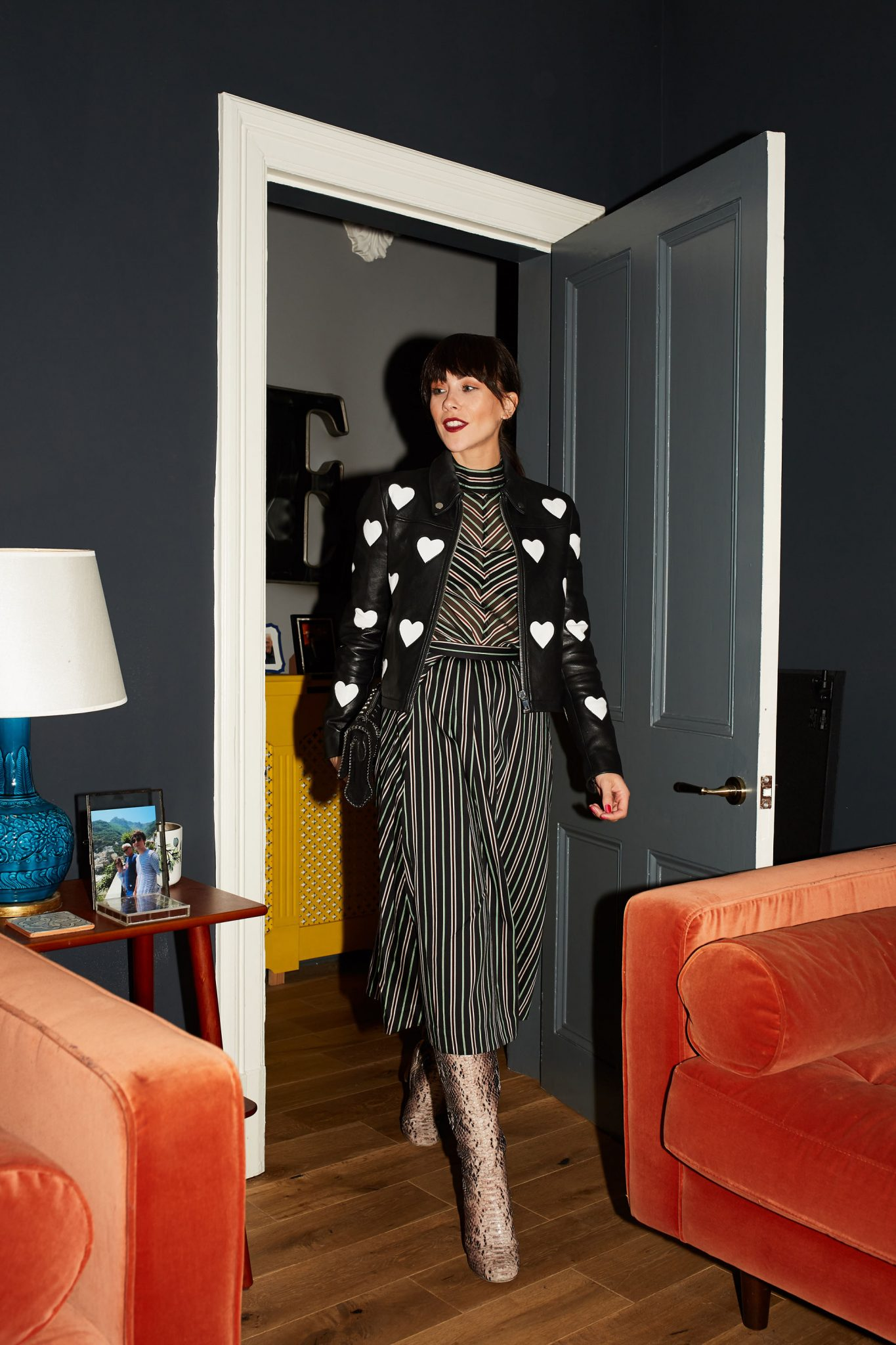 HOW TO STYLE A CORD BLAZER