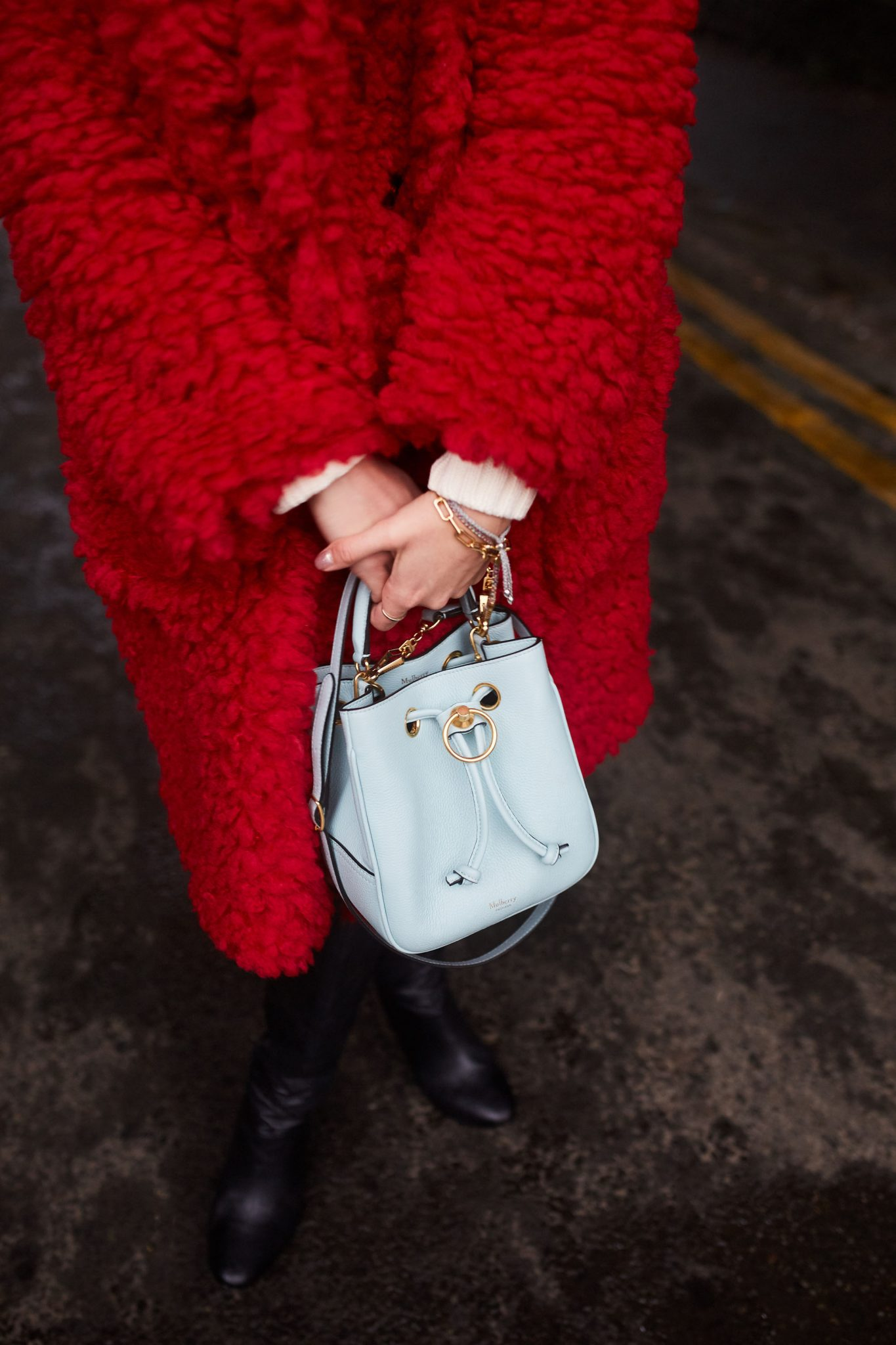HOW TO STYLE THE MULBERRY HAMPSTEAD BAG