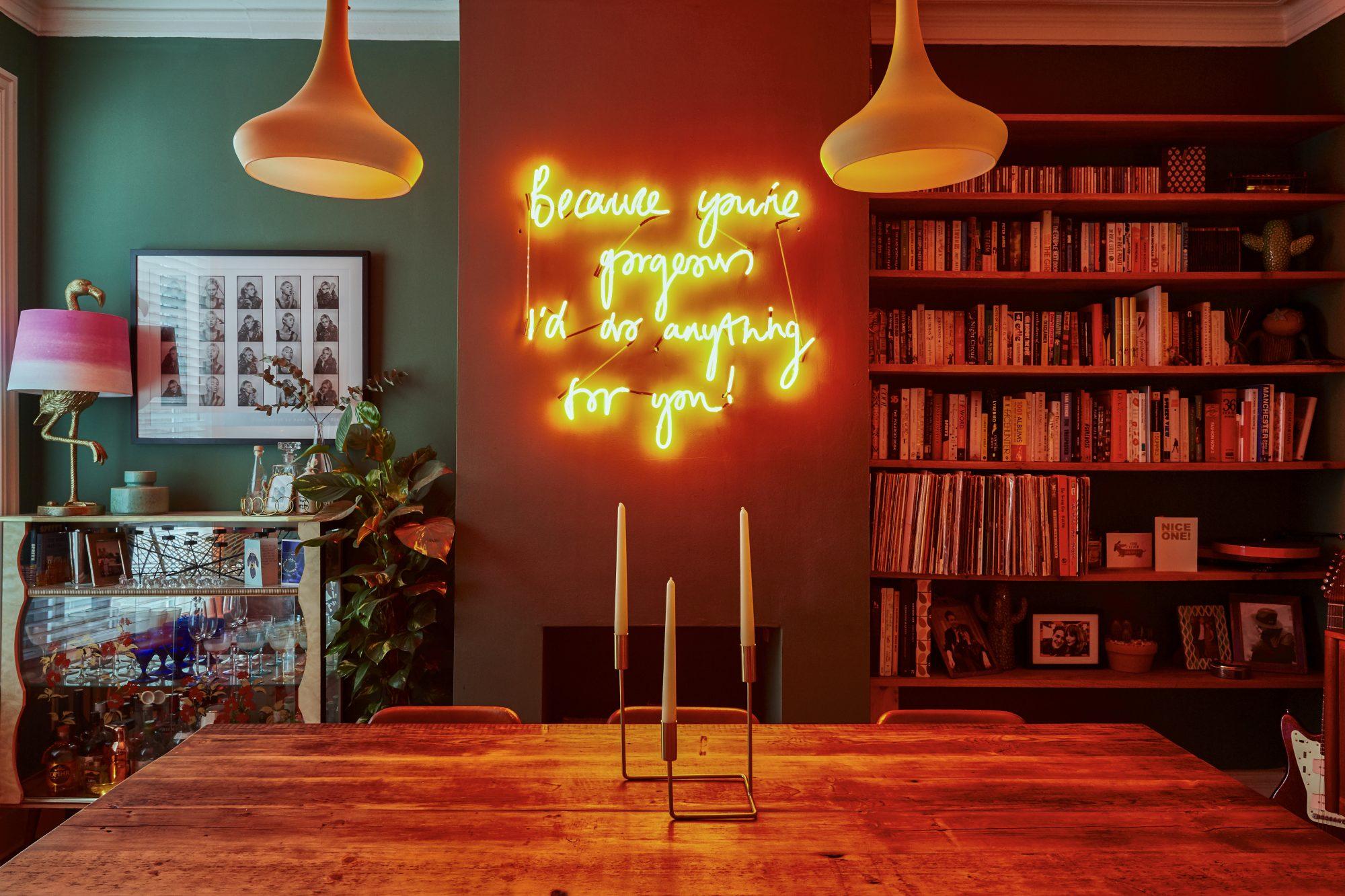 Megan Ellaby neon