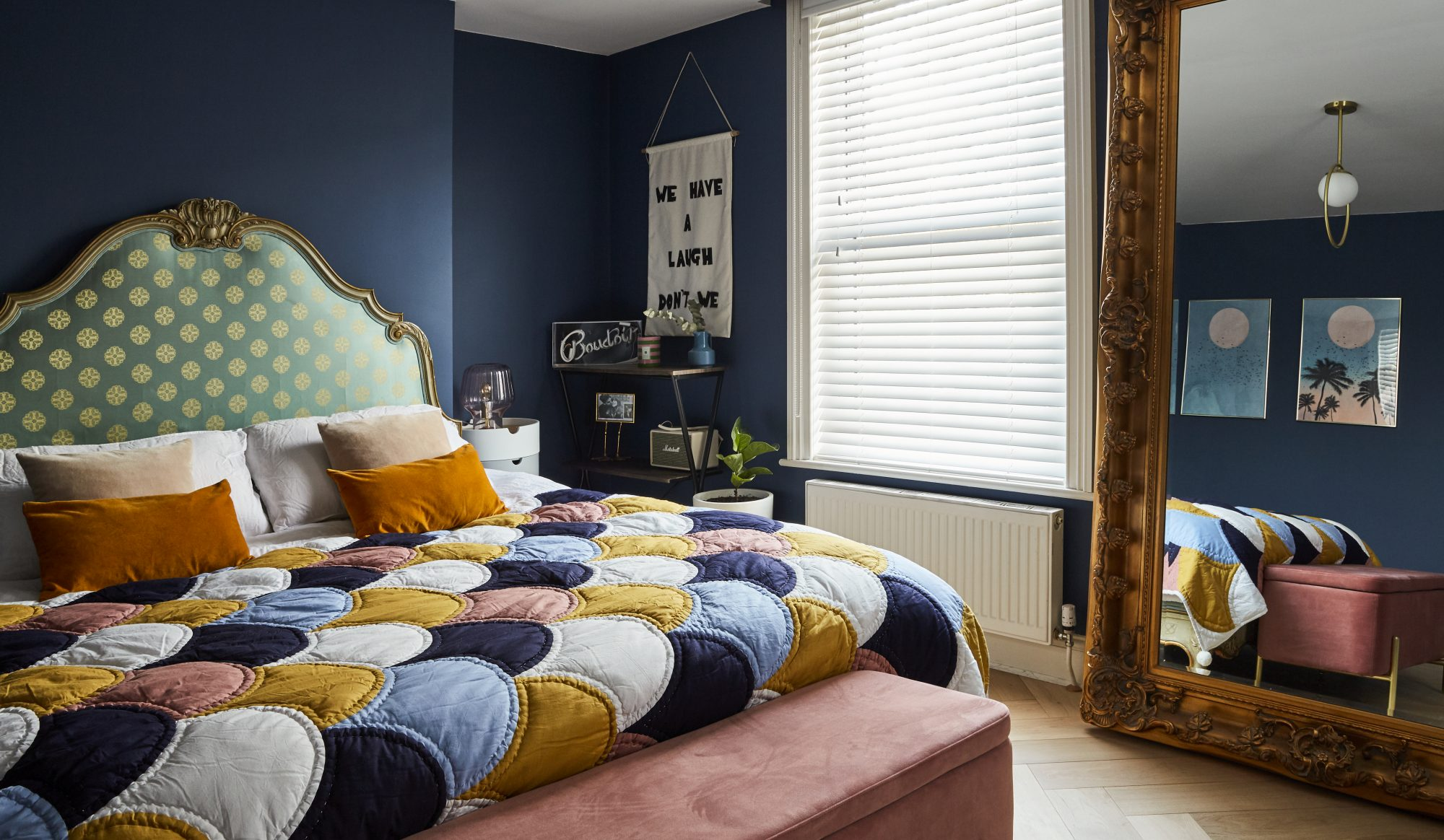 how to make a cosy bedroom