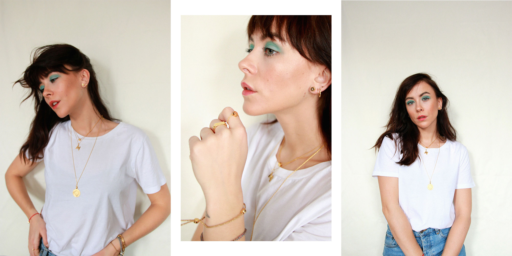 HOW TO WEAR MONICA VINADER JEWELLERY