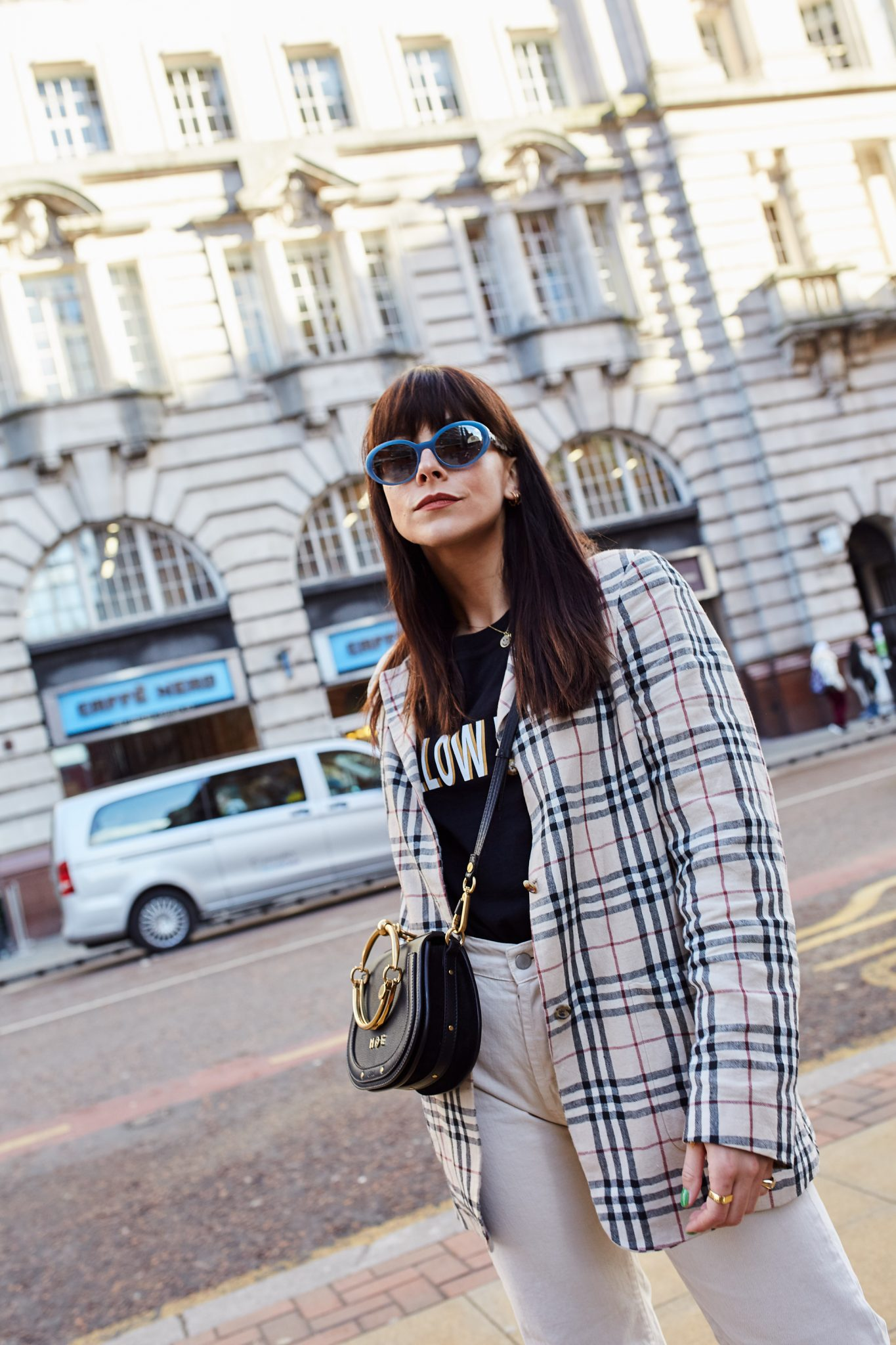 HOW TO STYLE BURBERRY CHECK