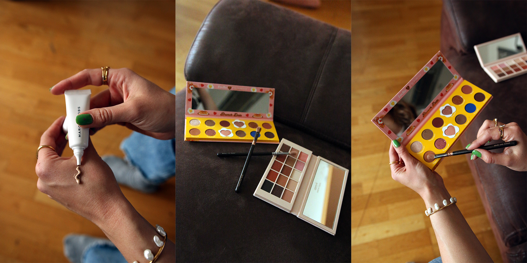 TWO EYE SHADOW PALETTES YOU NEED IN YOUR LIFE!