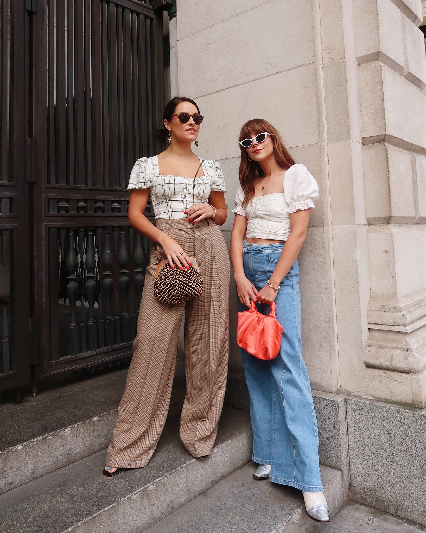 STYLING MILKMAID TOPS