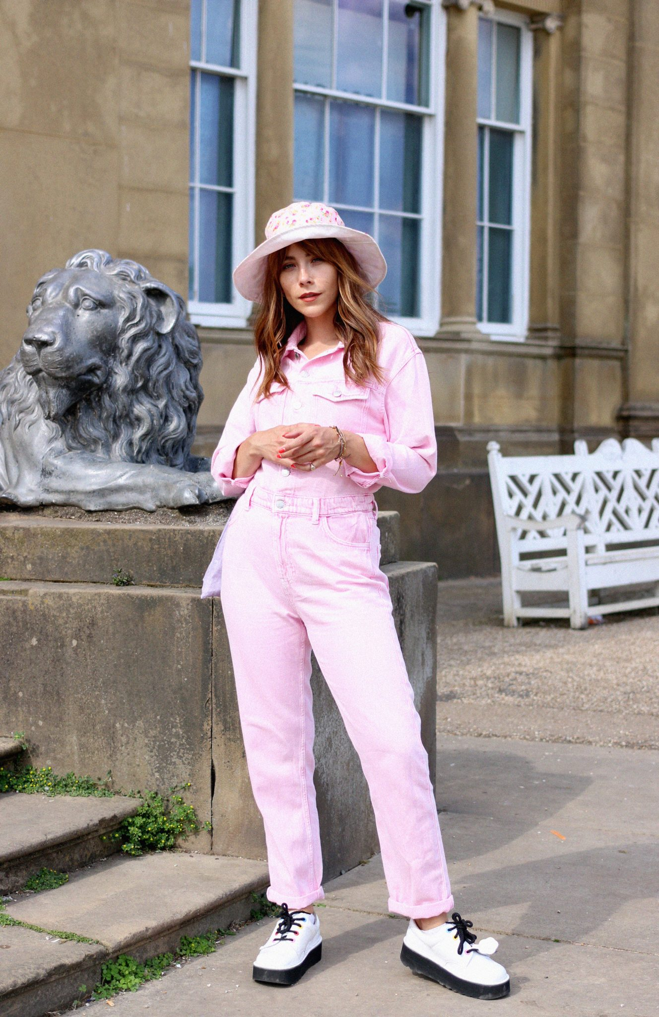 STYLING BOILERSUITS