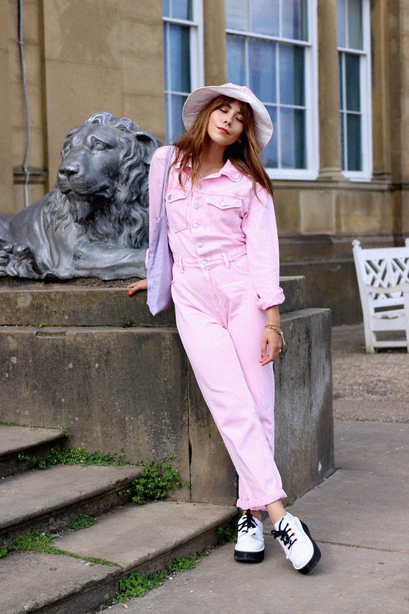 HOW TO STYLE A BOILERSUIT