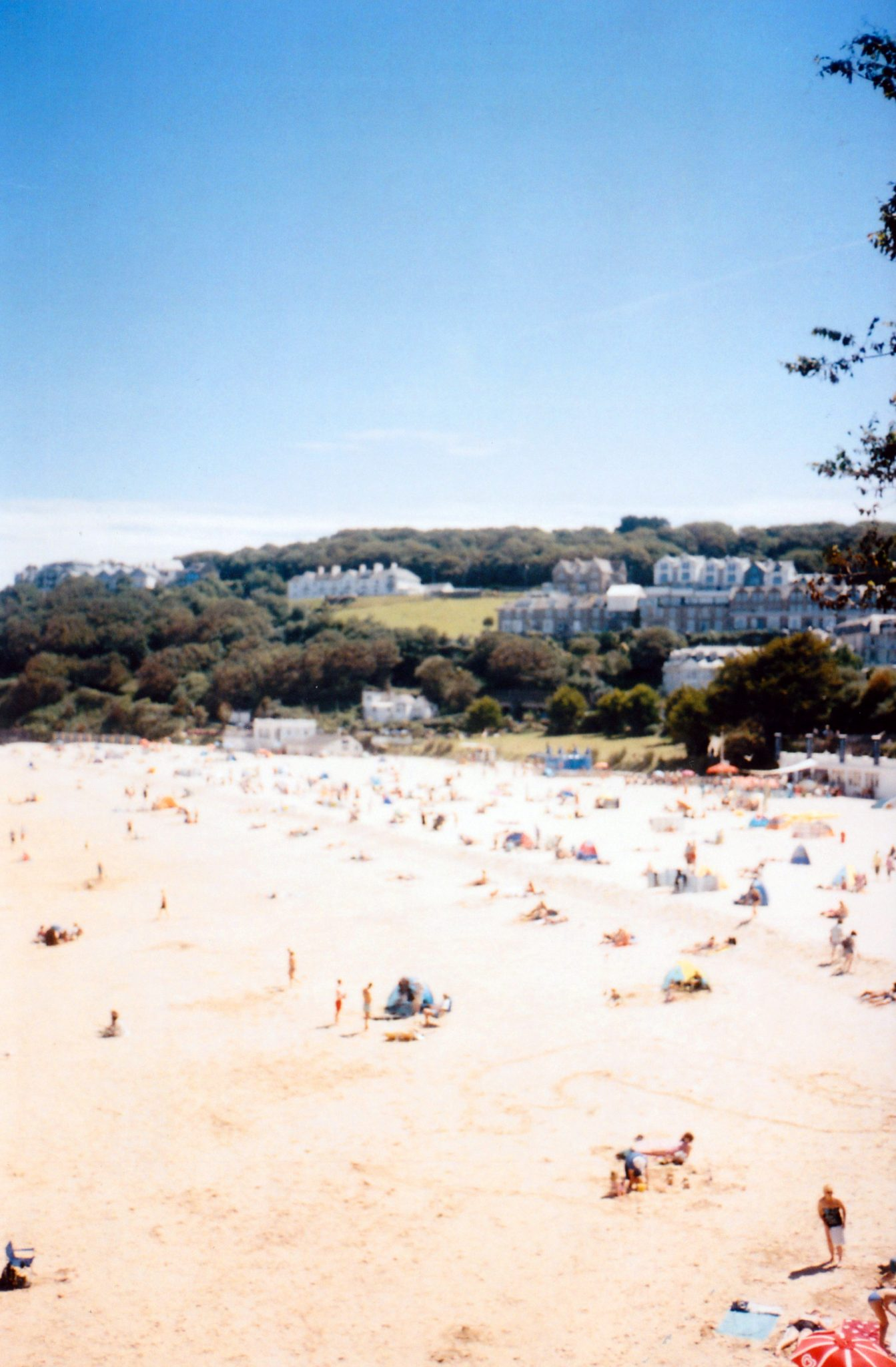 BEACHES IN ST IVES