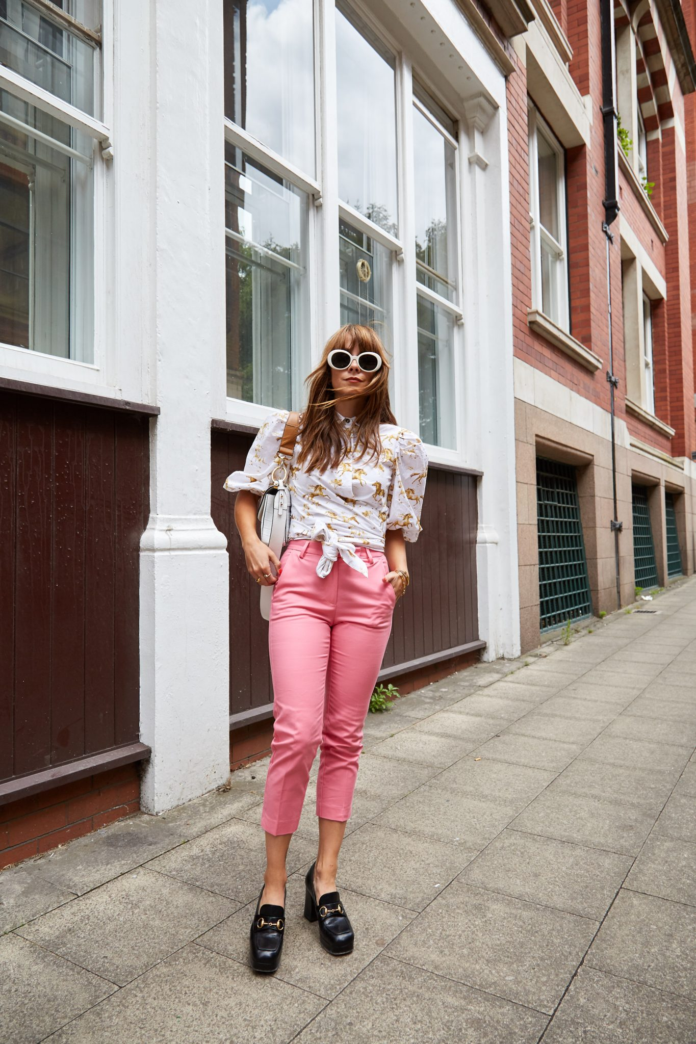 STYLING SUIT TROUSERS