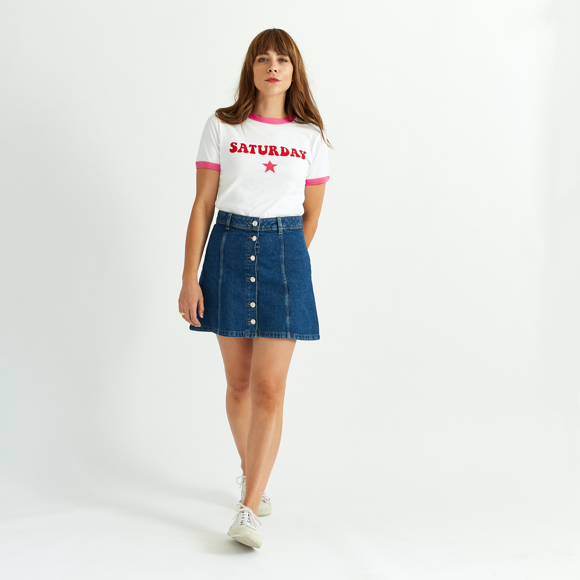 GRAPHIC T-SHIRT STYLING