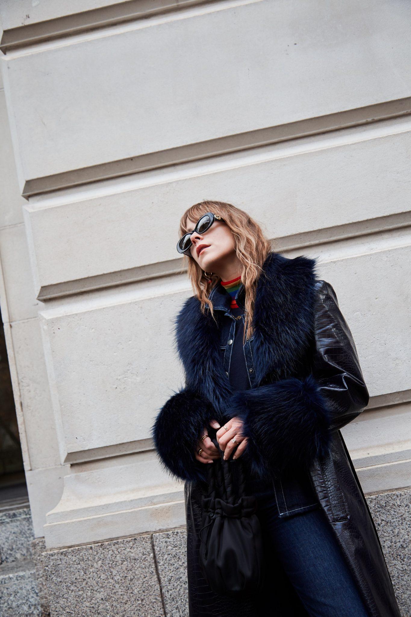 Sixties Style Coats