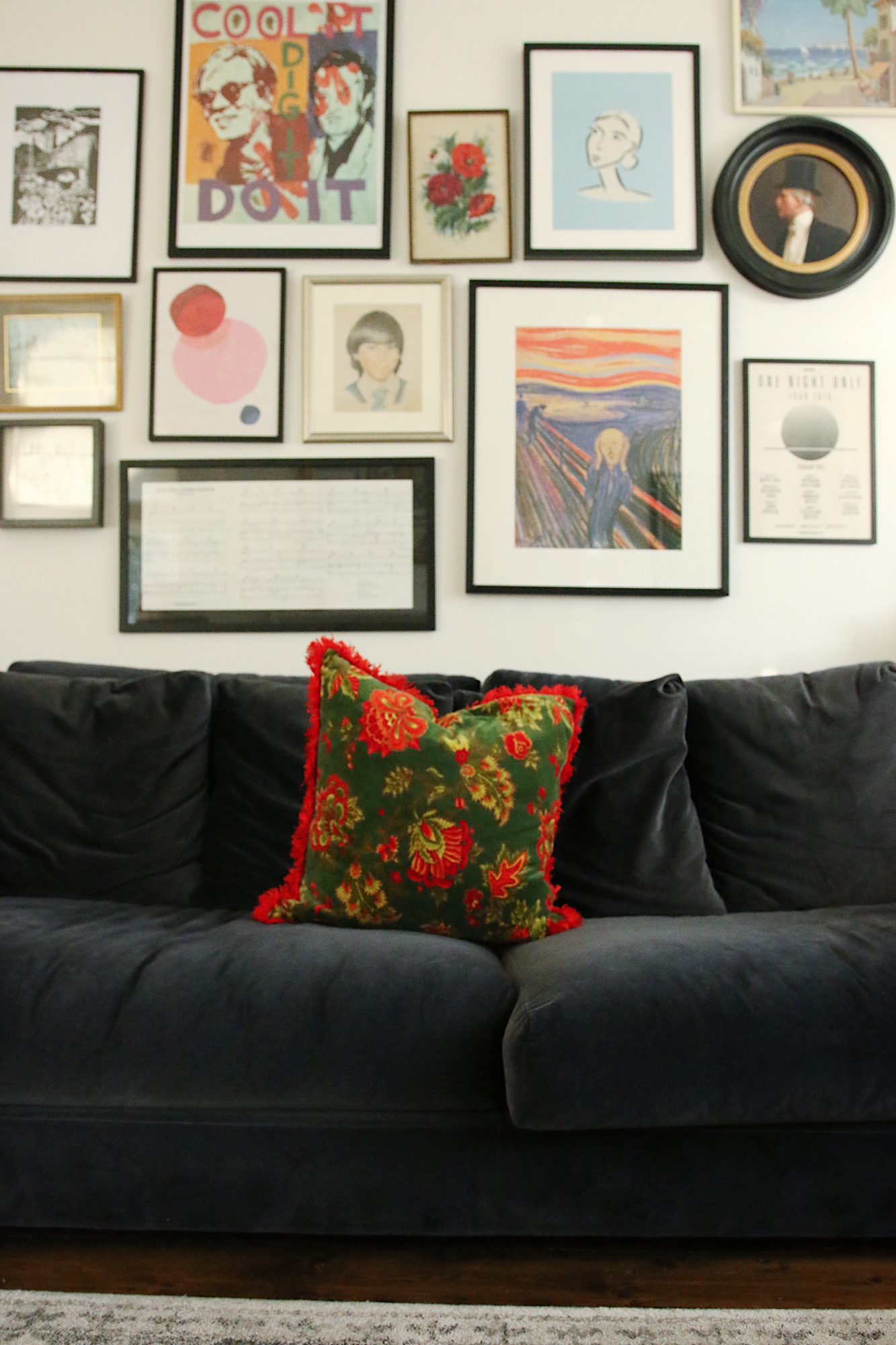HOW TO STYLE THE HABITAT RUPERT SOFA